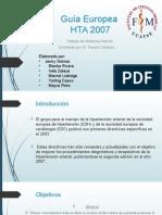 Guía Europea HTA 2007