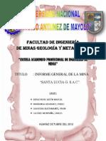 Trabajo Control Mina Santa Lucia 2012-II (1)