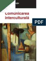 Comunicarea Interculturala. Probleme, Abordari, Teorii.-full