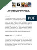 MUSCULAÇÃO TERAPÊUTICA APLICADA AO FUTEBOL