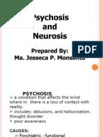 PSYCHOSIS and Neurosis