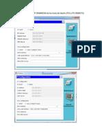 Muestre las direcciones IP DINAMICAS de los hosts del diseño