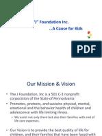 j foundation slide show