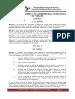 REGLAMENTO ACADÉMICO  oficial . 9 DIC. docx