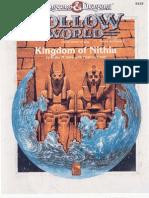 TSR 9339 HWR2 Kingdom of Nithia