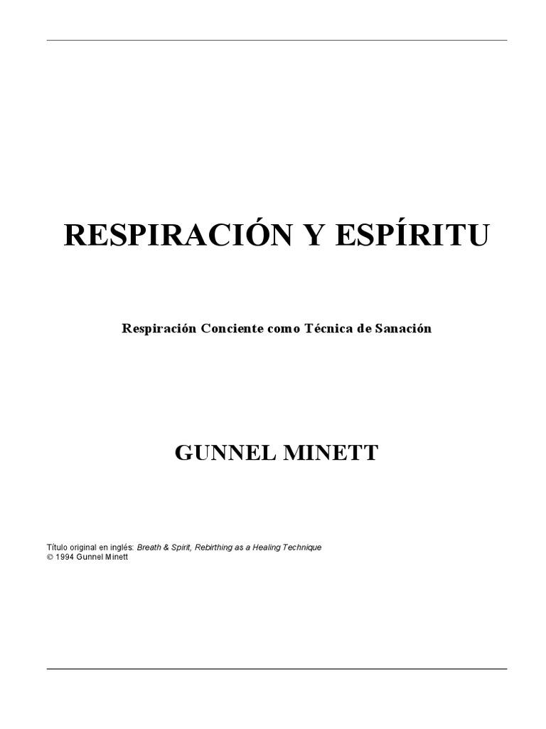 Minett Gunnel - Respiracion Y Espiritu ac1ea9088d97
