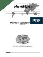 MiniMate Manual