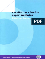 ENSEÑAR LAS CIENCIAS EXPERIMENTALES