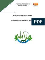 Plan de Mercadotecn de Las Agroindustrias Rurales