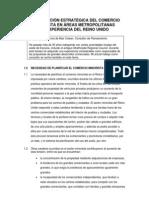 PLANIFICACIÓN ESTRATÉGICA DEL COMERCIO