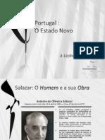 Portugal-Estado Novo.a Licao de Salazar
