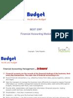 ERP Software - Financial Accounting Module Proposal