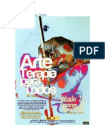 Arte Terapia - Taller Folleto Publicitario