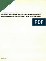 El Marxismo Vietnamita