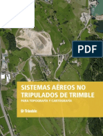Trimble Avion No Tripulado