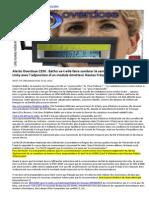 Linky Nouvelle Source Radiative Hautes Frequences Micro Ondes Emetteur Visualisation 13-02-2013