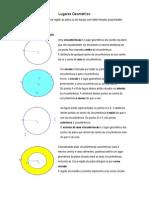 Revisões 8ºano Lugares Geométricos
