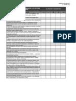 Tarea 1 - Perfil de Valoración de la Organización