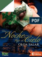 Una Noche Bajo El Cielo - Olga Salar