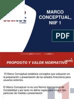 Marco Conceptual NIIF