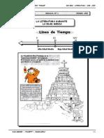 1ero. Año - LIT - Guía 1 - La Lit. durante la Edad Media