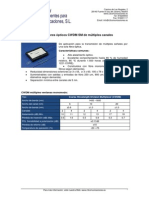 Multiplexores opticos CWDM SM de multiples canales.pdf