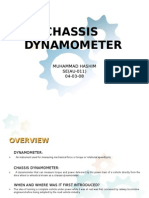 Chassis Dynamo Meter