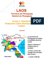 ESF à Phongsaly (Laos)