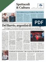 7.2.2014, 'Pedalando in bicicletta...alla scoperta dei gioielli Liberty', Nuovo Quotidiano Rimini