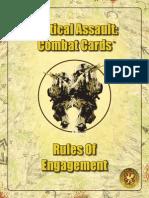 Tactical Assault Combat CardsTM Core Rules