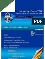 Gigabyte Smart TPM