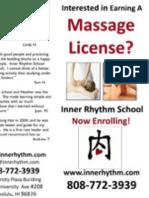 Inner Rhythm Brochure 12.13