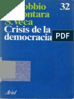 Bobbio La Crisis de la democracia-1985.pdf