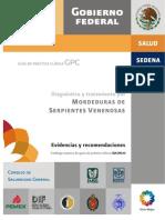 medidas de prevencion de Mordeduras_serpientes