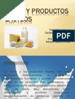 LECHE Y PRODUCTOS LÁCTEOS.pptx