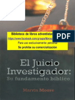 MOORE, Marvin. El juicio investigador.pdf