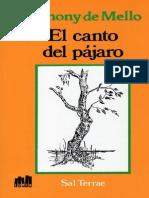 El Canto del Pajaro. Anthony de Mello.pdf