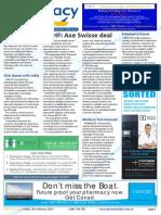Pharmacy Daily for Fri 07 Feb 2014 - CHF