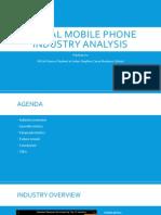 Haohan- Global Mobile Phone Industry Analysis