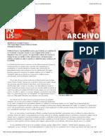 Barcelona Metrópolis | Gonçal Mayos Solsona | Baudrillard y la sociedad simulacro.pdf