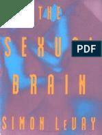 Simon LeVay the Sexual Brain 1994