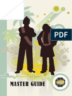 Master Guide Record Book
