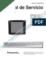 Panasonic TC - 21RX30LC Chasis GP41Z.pdf