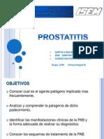 PROSTATITIS.pptx