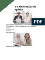 Ventajas y desventajas de las franquicias.docx