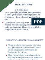 0 SERVICIO AL CLIENTE.ppt