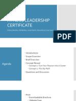 fitness leadership certificate2