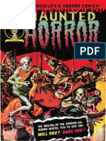 Haunted Horror #9 Preview