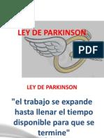 LEY DE PARKINSON.pptx