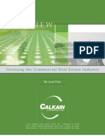 Greening the Commercial Real Estate Industry